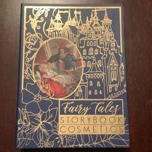 NIB Fairy Tales Palette by Storybook Cosmetics